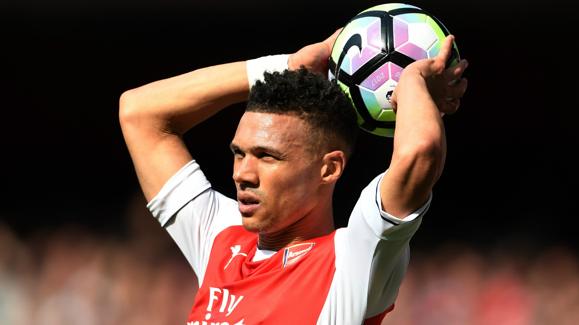 Kieran Gibbs Arsenal Premier League