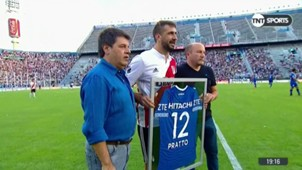 Lucas Pratto Velez River Superliga 24022018