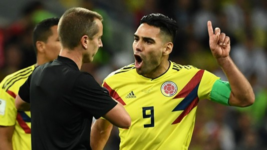 Radamel Falcao Colombia 2018