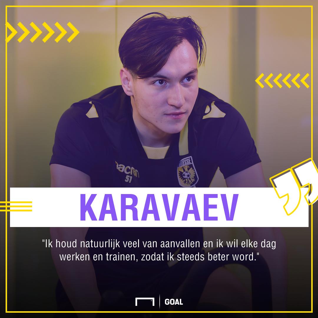 GFX Vyacheslav Karavaev, Vitesse