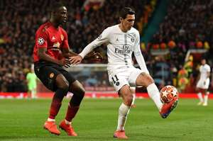 Eric Baily vs Angel Di Maria