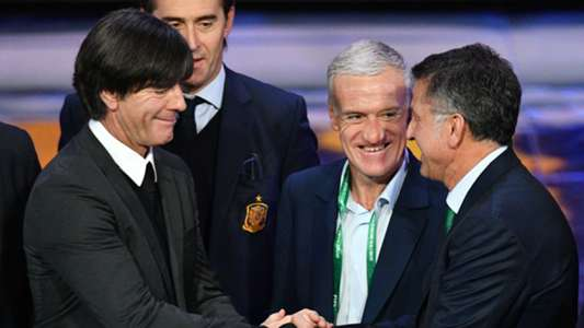 Joachim Low Juan Carlos Osorio Germany Mexico