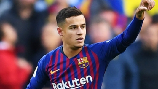 71d65f4028f8 Barcelona news: Philippe Coutinho returns to training ahead of ...