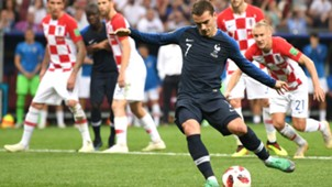 Antoine Griezmann France Croatia World Cup Final 15072018