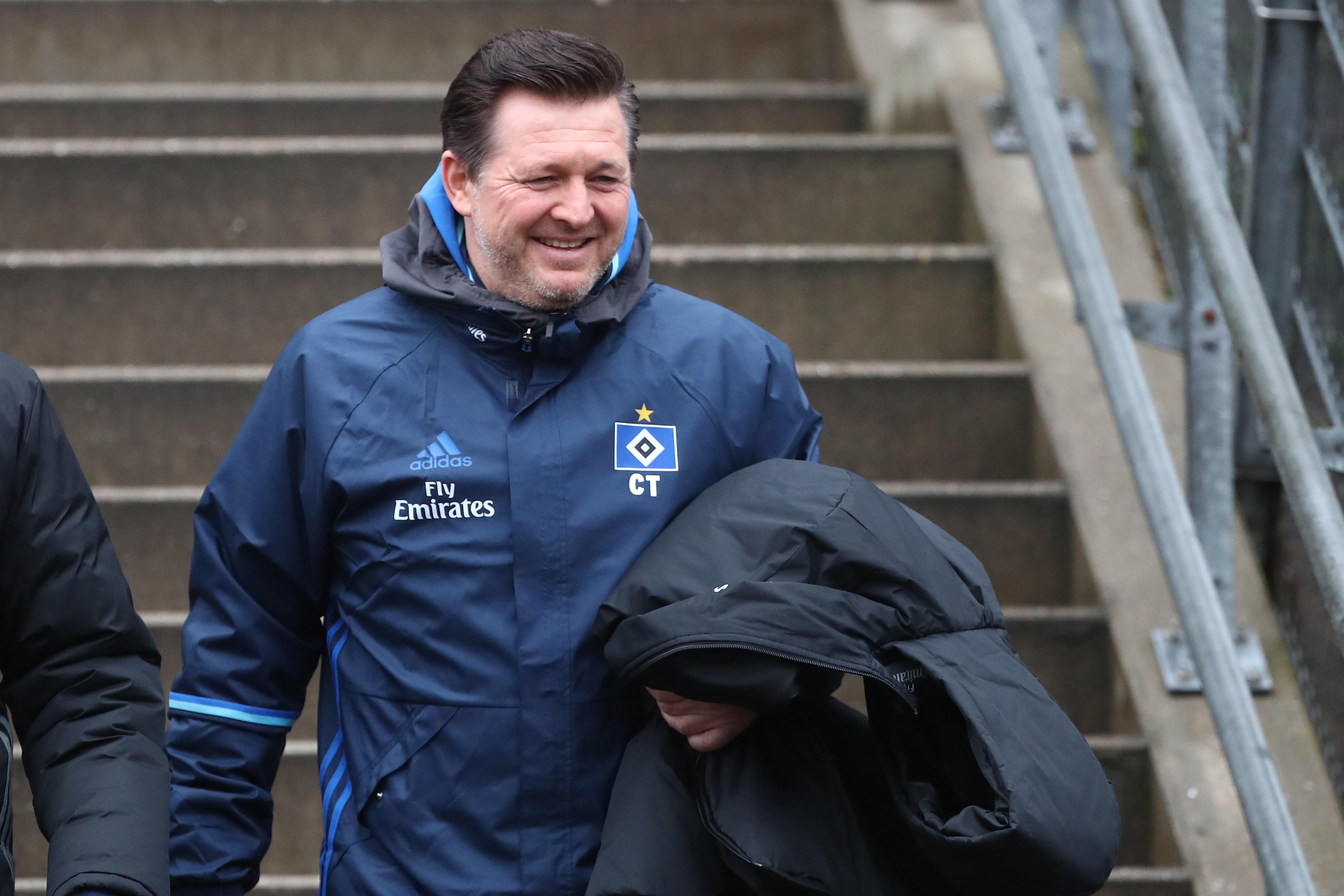 Unabhängig von der Liga: HSV will mit Titz verlängern