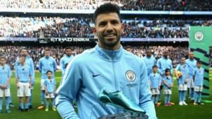 Sergio Agüero Manchester City