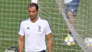 Massimiliano Allegri Juventus 21072017