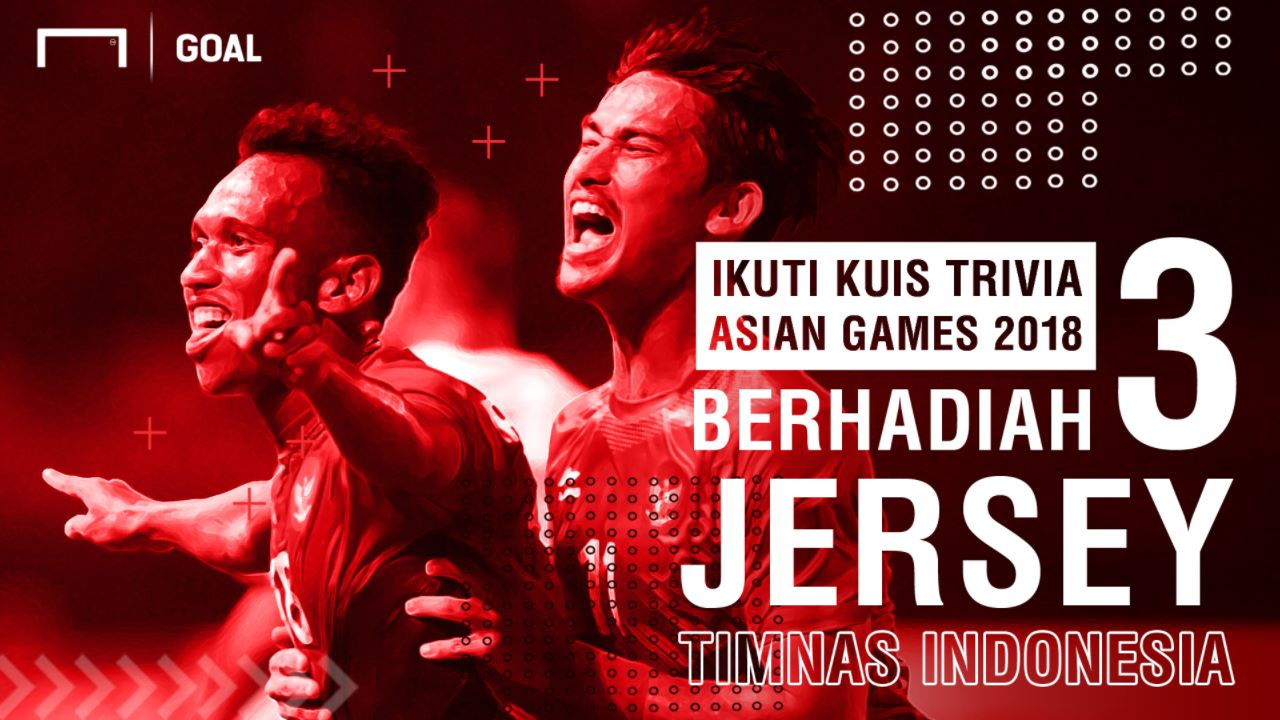 GFXID Kuis Trivia Indonesia di Asian Games