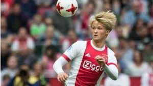 Kasper Dolberg, Ajax - Groningen, Eredivisie 08202017