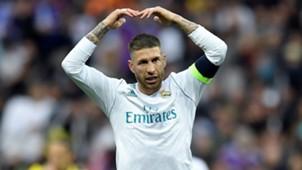 Sergio Ramos Real Madrid Bayern Munich UCL 01052018