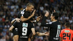 PSG Caen Mbappe 18042018