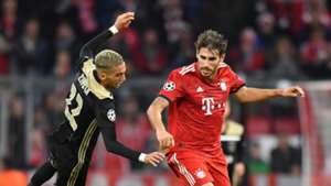 Javi Martinez FC Bayern Champions League 02102018