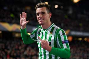 Giovani Lo Celso - Real Betis 2019