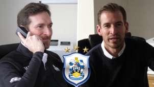 Martin from Wakefield, Jan Siewert, Huddersfield Town logo