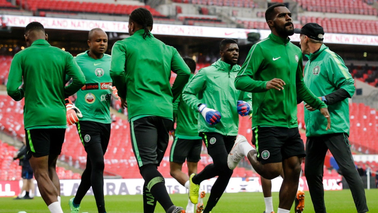 'Nigeria approaching under-pressure South Africa with relaxed mind', says team coordinator Patrick Pascal