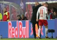 Ralf Rangnick Timo Werner RB Leipzig