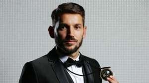 Milos Ninkovic Sydney FC A-League 01052017