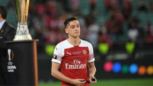 Mesut Ozil Arsenal Chelsea UEFA Europa League final 29052019