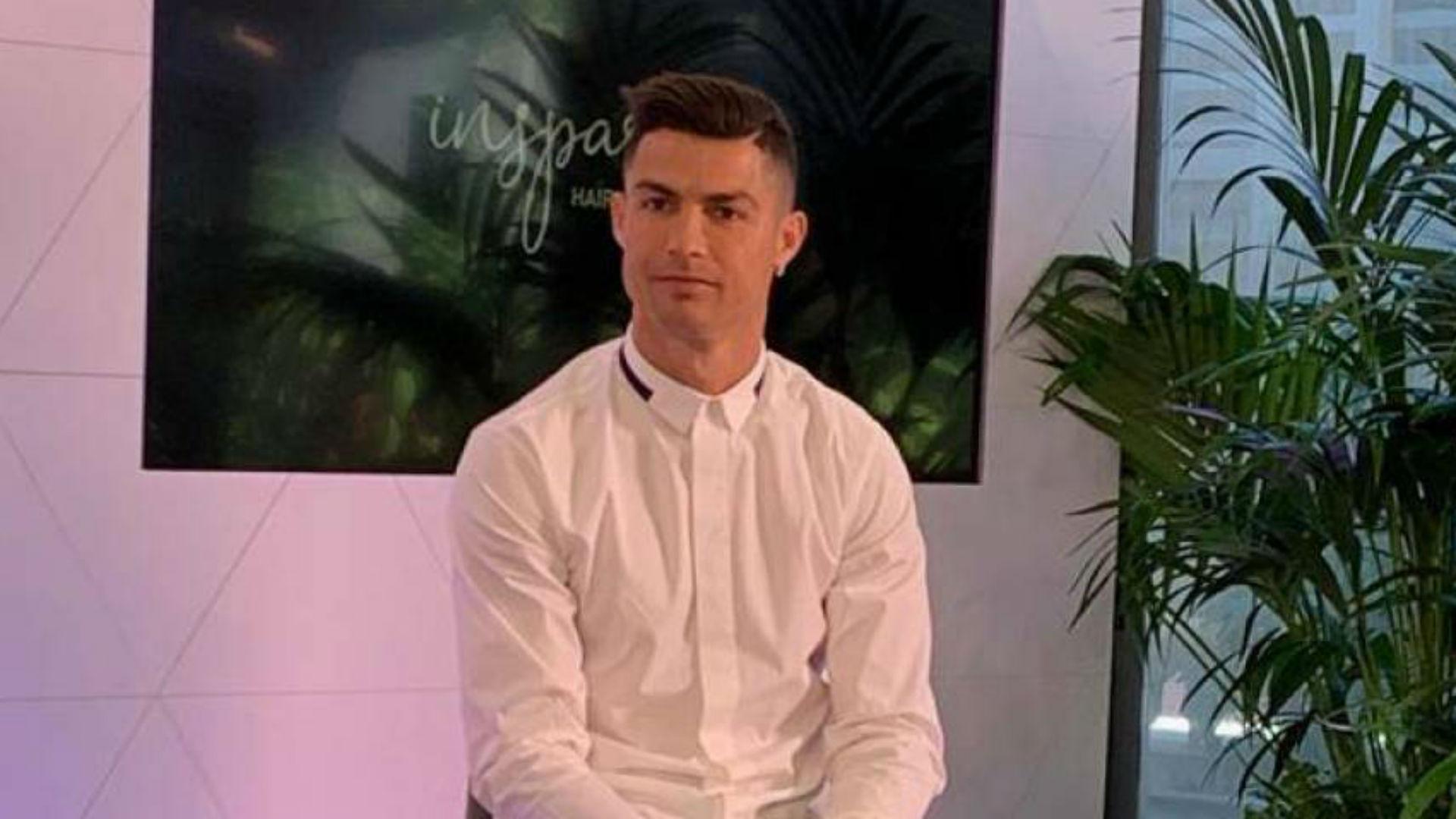 La UEFA inicia investigación disciplinaria a Cristiano Ronaldo