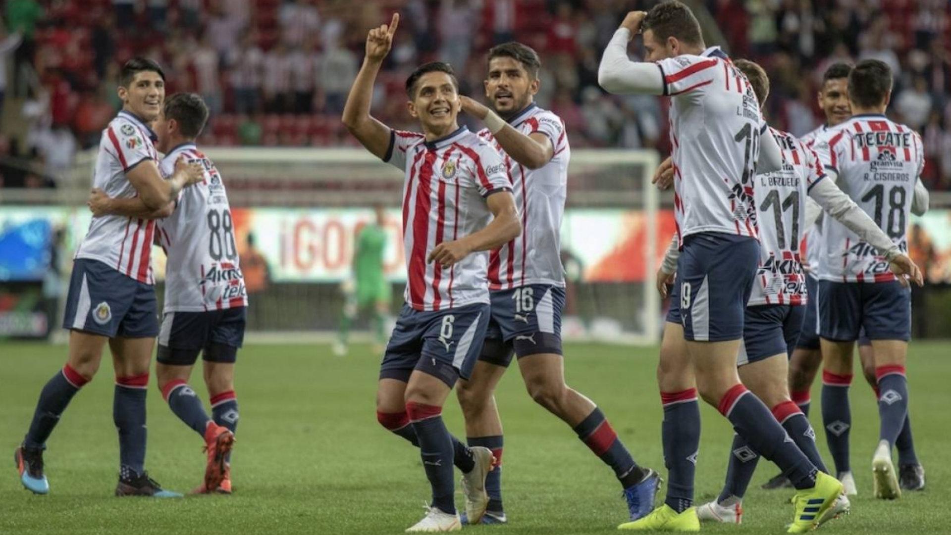Dieter Villalpando Chivas Clausura 2019 280219