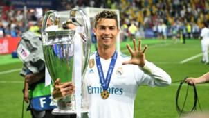Cristiano Ronaldo| Real Madrid| 2018