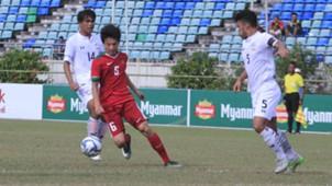 Muhammad Iqbal - Timnas Indonesia U-19 Vs Thailand U-19