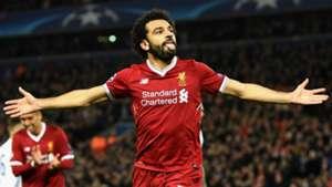 Mohamed Salah Liverpool v Maribor