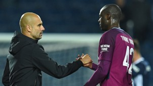 Pep Guardiola Yaya Toure 20092017