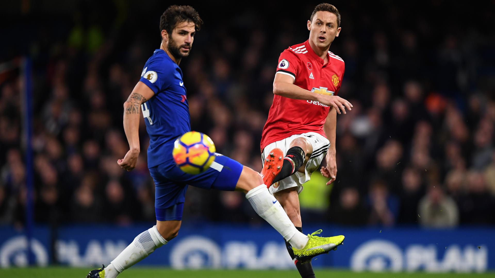 Chelsea Manchester United Fabregas Matic 05112017