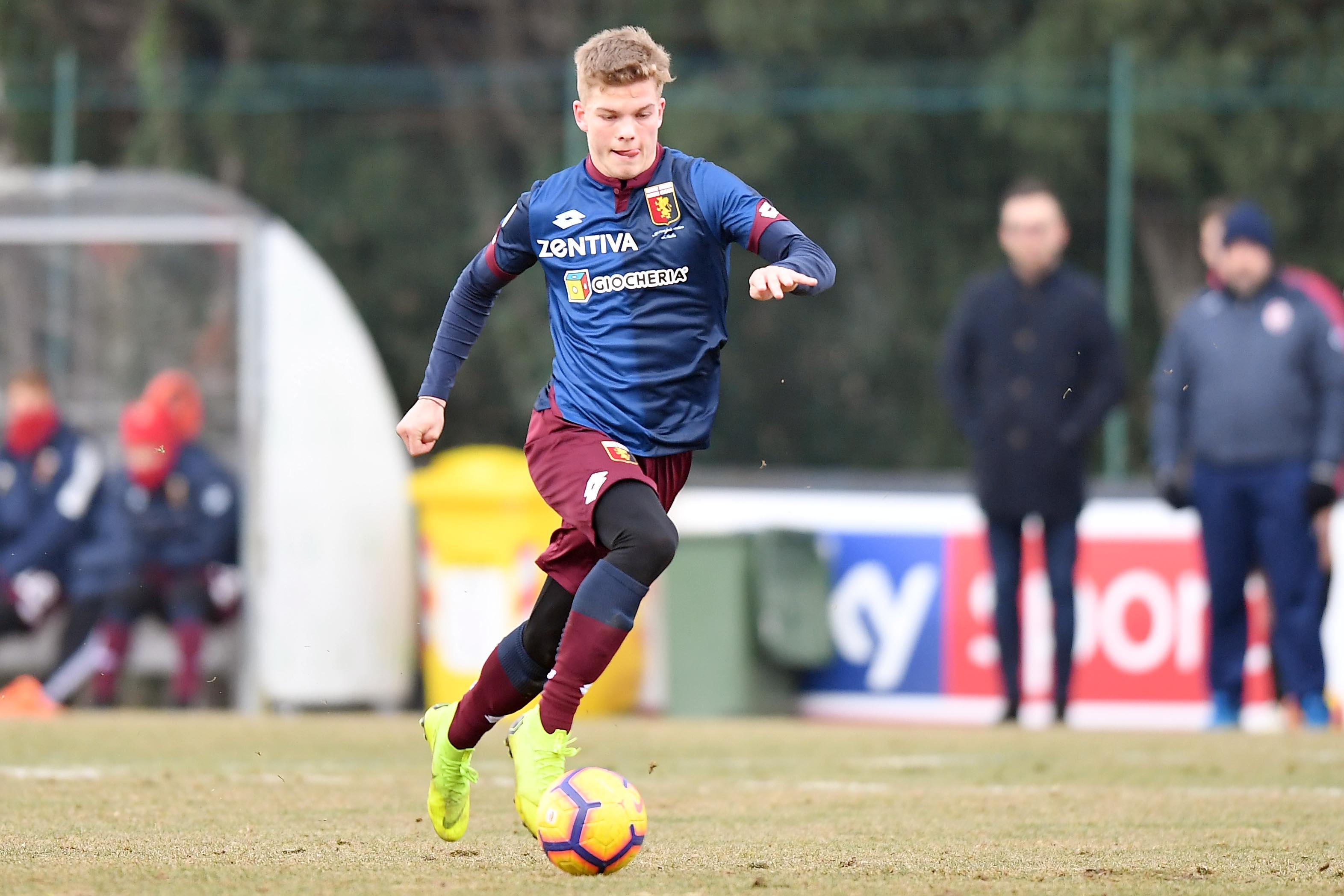 Schäfer András schafer Genoa