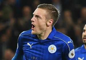 Jamie Vardy Leicester Sunderland