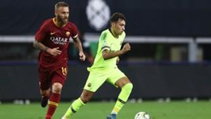Munir De Rossi Barcelona Roma ICC 2018