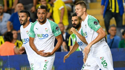 William Troost-Ekong, Fenerbahce vs. Bursaspor, Super Lig, August 11