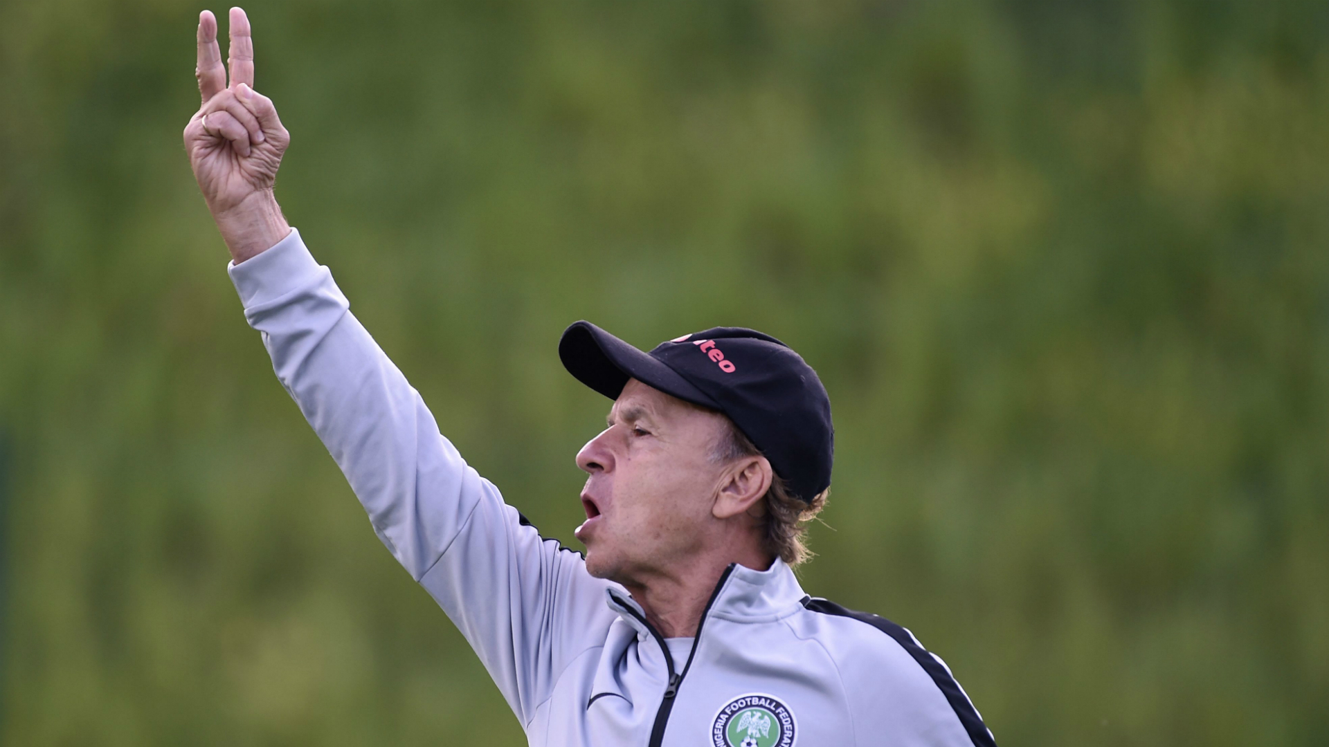 There is no pressure on Rohr to perform or quit, says NFF
