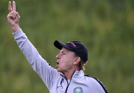 Rohr: Nigeria must not lose concentration vs. Iceland