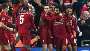 Liverpool Napoli Champions League 11122018