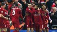 Liverpool Napoli Champions League 11122018