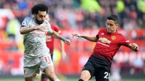 Ander Herrera, Mohamed Salah
