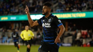 Anibal Godoy San Jose Earthquakes