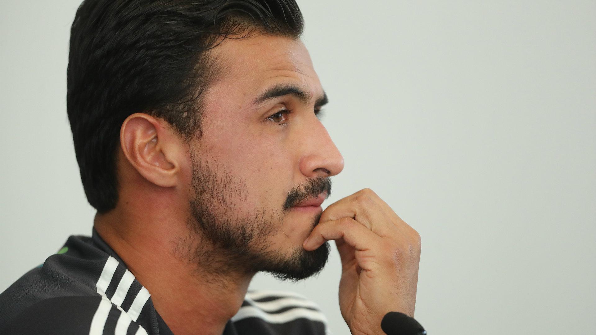 Oswaldo Alanís Selección Mexicana