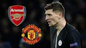 Thomas Meunier PSG Arsenal Man Utd