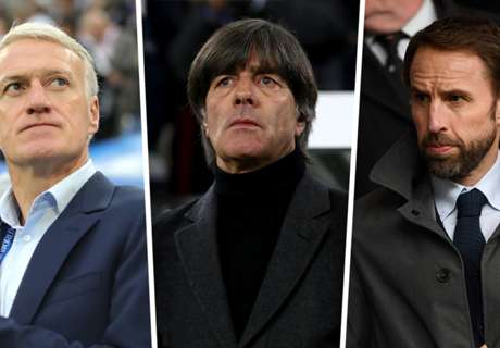 Who are football's highest-paid international managers?