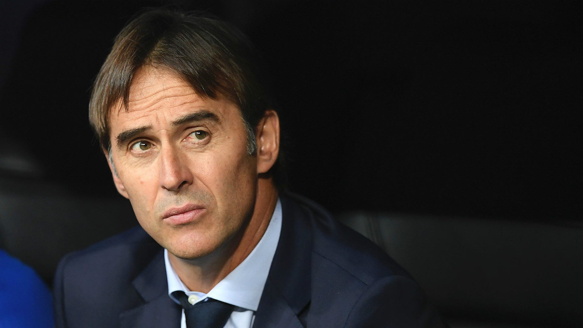 Julen Lopetegui Spain Italy WC Qualifiers