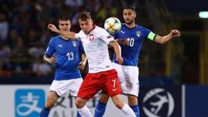 Szymon Zurkowski Italy Poland Under 21