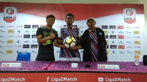 Sanusi Rahman, Fery Hadi Kurniawan &David Faristian