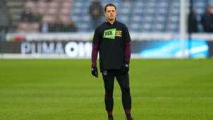 Javier Hernández West Ham
