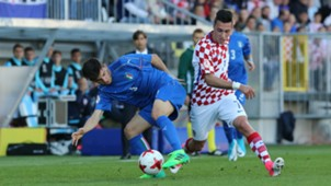Hrvatska Italija U17 Krekovic 03052017
