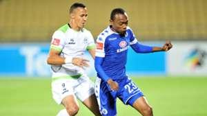 Platinum Stars, Herico Botes & SuperSport United, Thabo Mnyamane