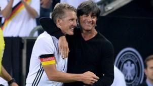 Joachim Löw Bastian Schweinsteiger Germany