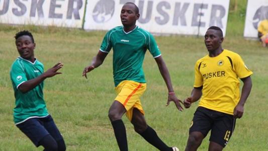 Tusker in pre-season